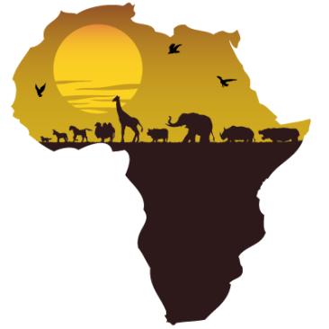 AfricaMap-sunset1