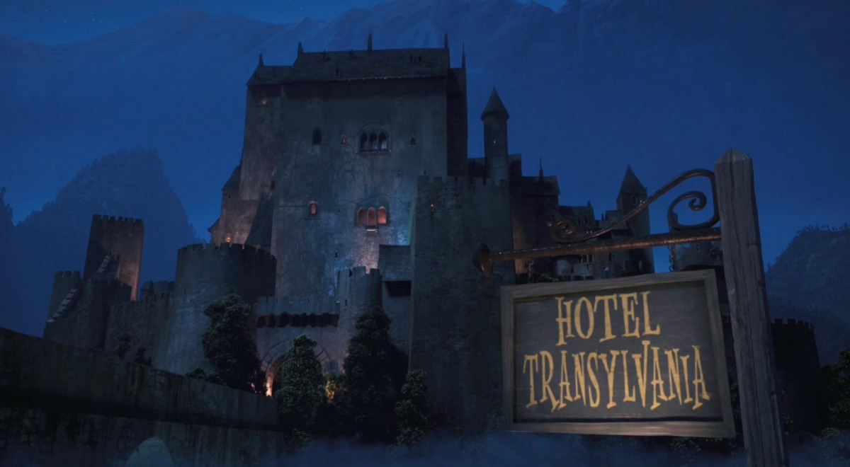 Hotel Transylvania: Zinged by a Human