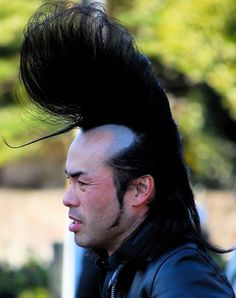 7 Weird Hairstyles That Will Leave You Giggling Nonstop