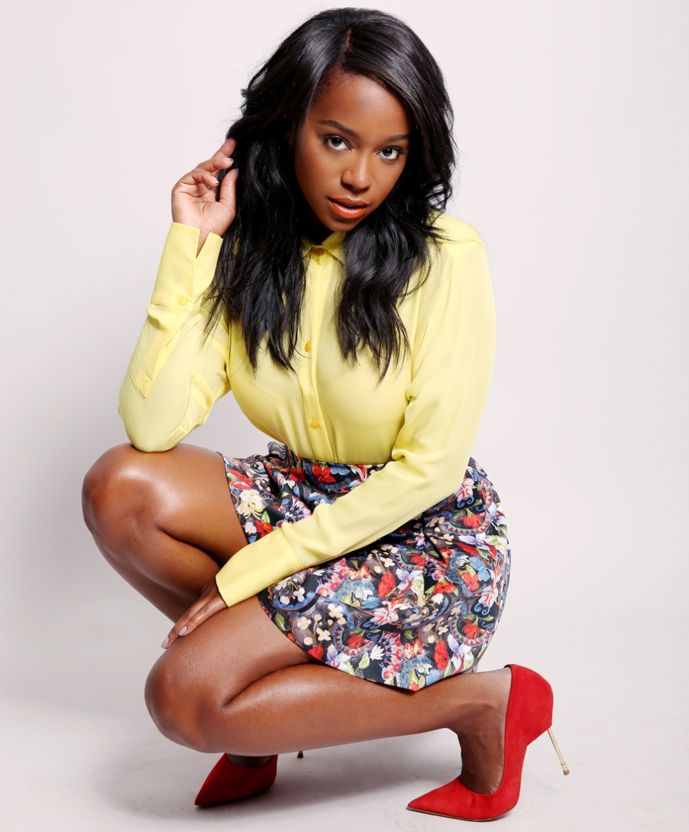 Fashion Inspiration From Aja Naomi King - 'How to get away with murder'