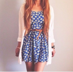 aovqtb-l-610x610-dress-cardigan-cute+dress-belt-spring+fashion-jewlery-blouse-jacket-blue+dress-white+flowers-daisy+dress-summer+dress-sundress-light+blue-daysies-mini+dress