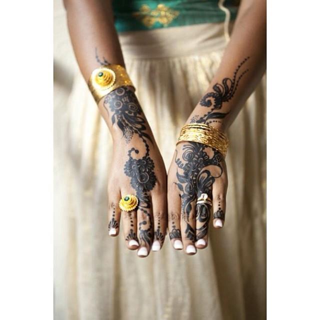 ethiopian henna