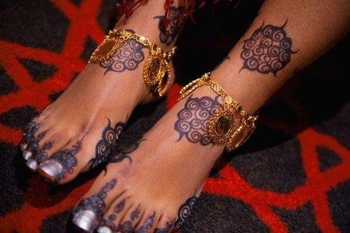 Sudanese Henna: 13 Stunning Henna Tattoos Around The World