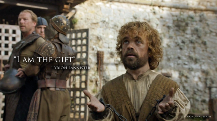 tyrion gift