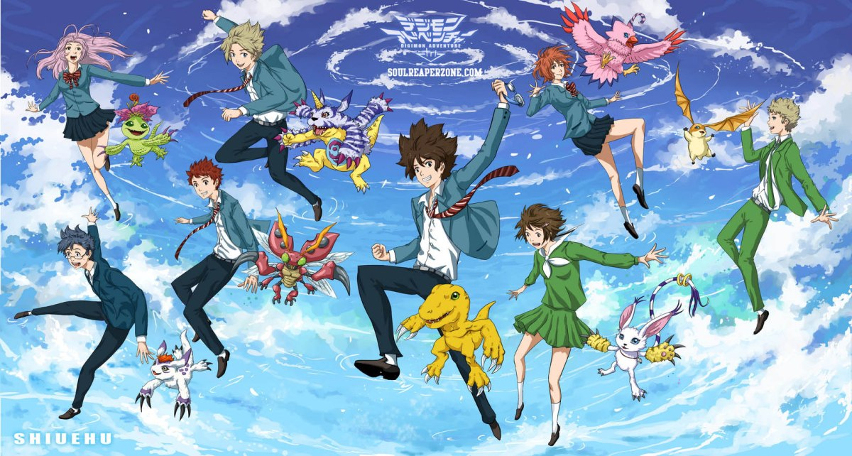 Digimon Adventure Tri: Ultimate Makeover