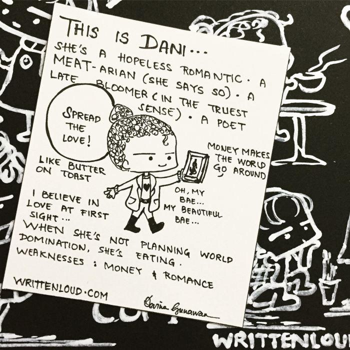writtenloud-dani