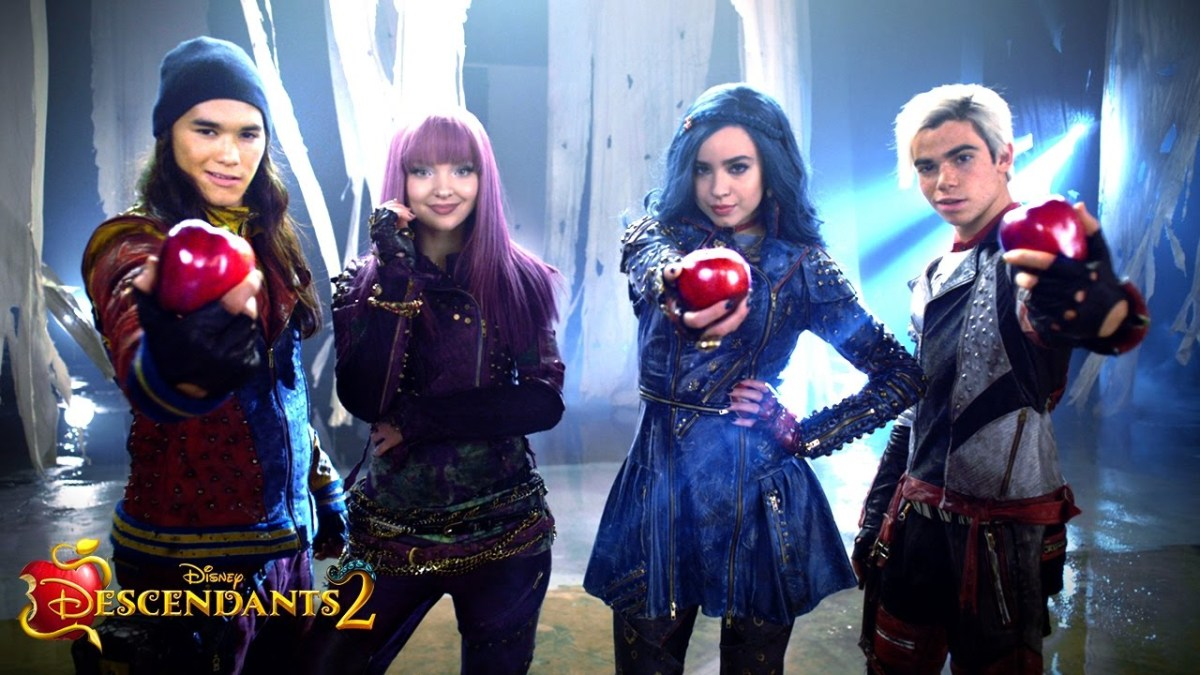 Descendants 2: Isle of the Lost and Found