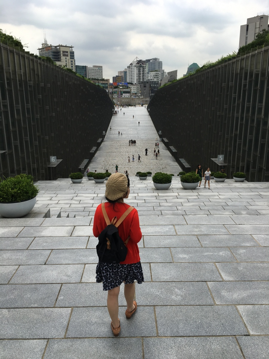 A Summer Week in Seoul: What I did